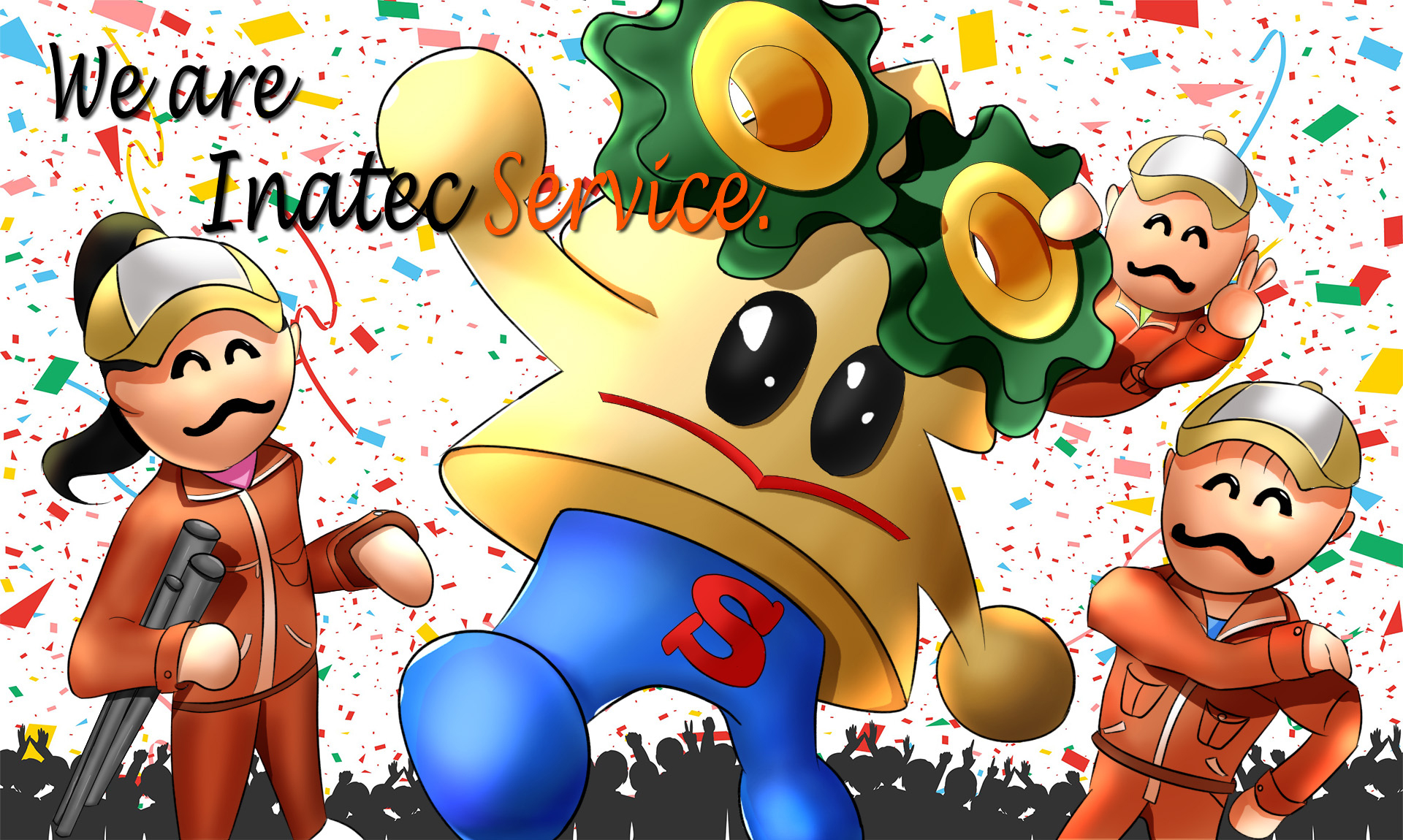 we are inatec.